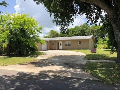 1464 42nd Street, West Palm Beach, FL 33407 - MLS#: RX-10450556