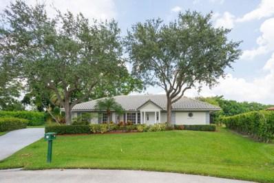 91 Dunbar Road E, Palm Beach Gardens, FL 33418 - MLS#: RX-10450575
