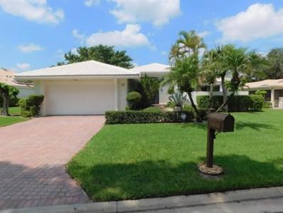 17 Hampshire Lane, Boynton Beach, FL 33436 - MLS#: RX-10450576