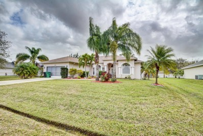 372 SW Todd Avenue, Port Saint Lucie, FL 34983 - MLS#: RX-10450629