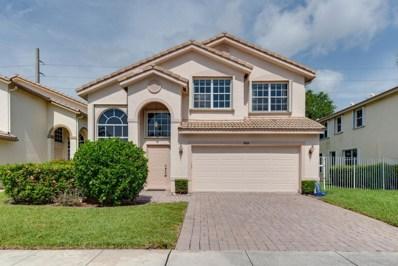 7631 Colony Lake Drive, Boynton Beach, FL 33436 - MLS#: RX-10450637