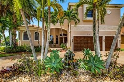 8941 Club Estates Way, Lake Worth, FL 33467 - MLS#: RX-10450652