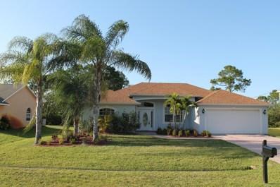 2133 SW Alloway Avenue, Port Saint Lucie, FL 34953 - MLS#: RX-10450669