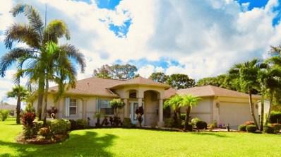 2065 SE Aneci Street, Port Saint Lucie, FL 34984 - MLS#: RX-10450686