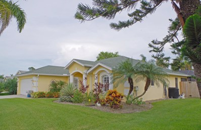 858 SW Nichols Terrace, Port Saint Lucie, FL 34953 - MLS#: RX-10450716