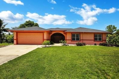 17463 31st Road N, Loxahatchee, FL 33470 - MLS#: RX-10450727