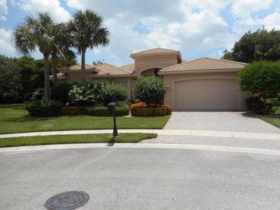 7534 Carmela Way, Delray Beach, FL 33446 - MLS#: RX-10450779