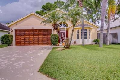 136 Meadowlands Drive, Royal Palm Beach, FL 33411 - MLS#: RX-10450780