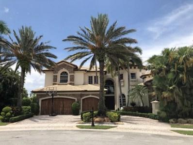 16187 Andalucia Lane, Delray Beach, FL 33446 - MLS#: RX-10450829