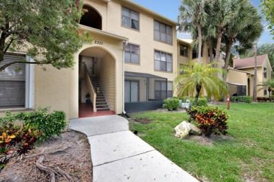 2305 N Congress Avenue UNIT 25, Boynton Beach, FL 33426 - MLS#: RX-10450835