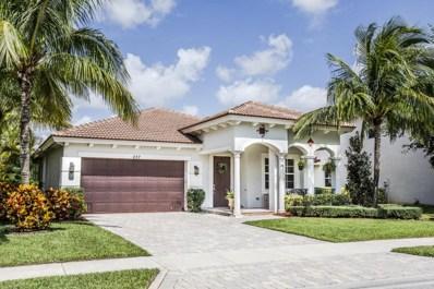 237 Porgee Rock Place, Jupiter, FL 33458 - MLS#: RX-10450875