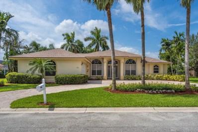 4618 Lotus Way, Boynton Beach, FL 33436 - MLS#: RX-10450885