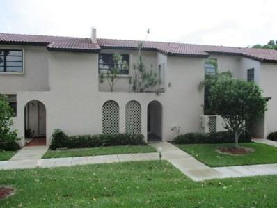 21748 Juego Circle UNIT 21c, Boca Raton, FL 33433 - MLS#: RX-10450930