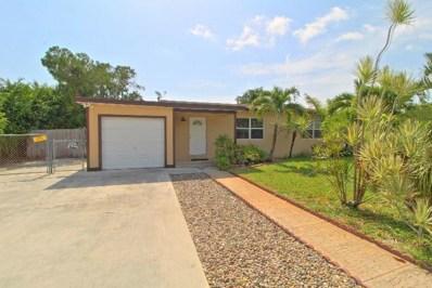 120 N 13th Street, Lantana, FL 33462 - MLS#: RX-10450968