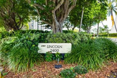 2400 Presidential Way UNIT 806, West Palm Beach, FL 33401 - MLS#: RX-10450989