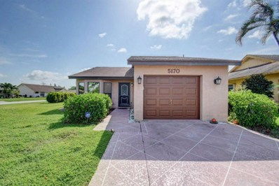 5170 Whitewood Cove S, Lake Worth, FL 33467 - #: RX-10451072
