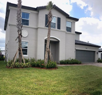 7752 NW Greenspring Street UNIT 38, Port Saint Lucie, FL 34987 - MLS#: RX-10451134