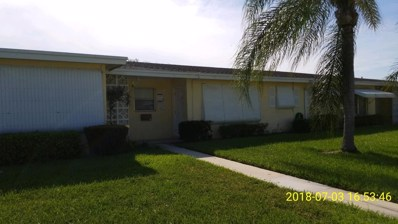 132 High Point Boulevard UNIT B, Delray Beach, FL 33445 - MLS#: RX-10451137