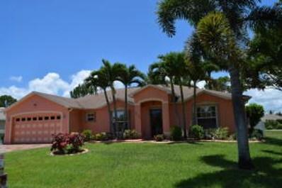 2152 SW Burlington Street, Port Saint Lucie, FL 34953 - MLS#: RX-10451182