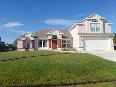 5390 NW Arrowhead Terrace, Port Saint Lucie, FL 34986 - #: RX-10451186
