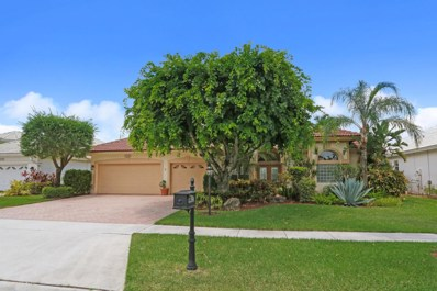 12331 Rockledge Circle, Boca Raton, FL 33428 - MLS#: RX-10451203