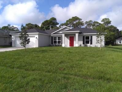 1144 SW Irving Street, Port Saint Lucie, FL 34983 - MLS#: RX-10451225