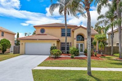 8893 Jaspers Drive, Boynton Beach, FL 33472 - MLS#: RX-10451240