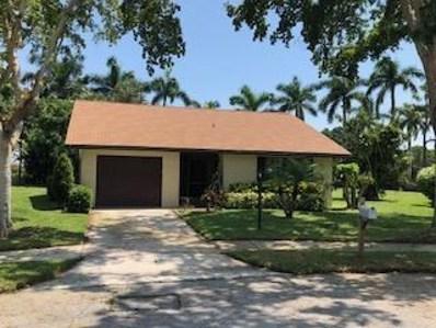 2725 Azalea Court, Delray Beach, FL 33445 - MLS#: RX-10451270