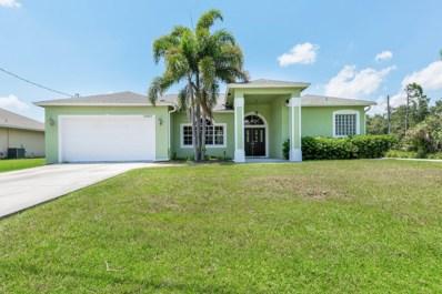 2402 SW Aberdeen Street, Port Saint Lucie, FL 34953 - #: RX-10451275