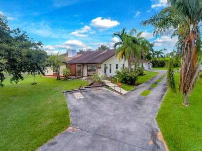 6620 SW 57 Street, Davie, FL 33314 - MLS#: RX-10451280