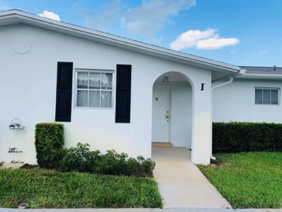 2940 Crosley Drive E UNIT I, West Palm Beach, FL 33415 - MLS#: RX-10451289