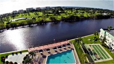 5 Colonial Club Drive UNIT 101, Boynton Beach, FL 33435 - MLS#: RX-10451295