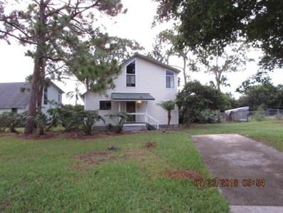 5614 Cassia Drive, Fort Pierce, FL 34982 - MLS#: RX-10451310