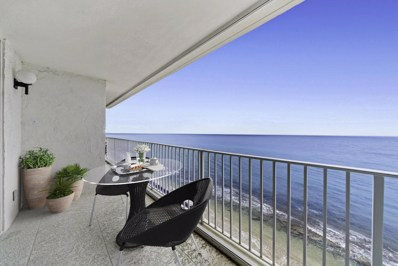 3580 S Ocean Boulevard UNIT 7f, South Palm Beach, FL 33480 - MLS#: RX-10451318