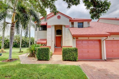7832 Lexington Club Boulevard UNIT C, Delray Beach, FL 33446 - MLS#: RX-10451340