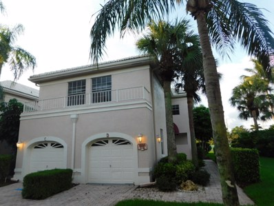 5130 Lake Catalina Drive UNIT D, Boca Raton, FL 33496 - #: RX-10451342