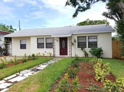 1104 W 26 Street, Riviera Beach, FL 33404 - MLS#: RX-10451362