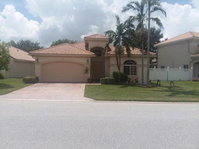 8711 S San Andros, West Palm Beach, FL 33411 - #: RX-10451392
