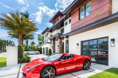 922 Tropic Boulevard, Delray Beach, FL 33483 - MLS#: RX-10451397