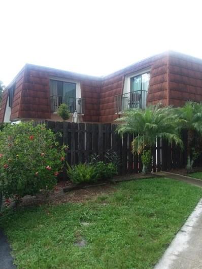 2129 White Pine Circle UNIT A, Greenacres, FL 33415 - MLS#: RX-10451417