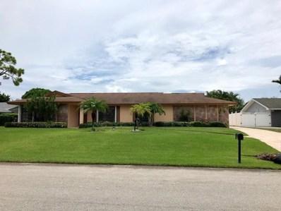 4104 Larch Avenue, Palm Beach Gardens, FL 33418 - MLS#: RX-10451431