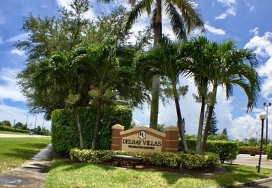 14317 Campanelli Drive, Delray Beach, FL 33484 - MLS#: RX-10451476