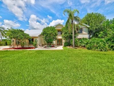 9809 SW Malibu Terrace, Palm City, FL 34990 - MLS#: RX-10451511