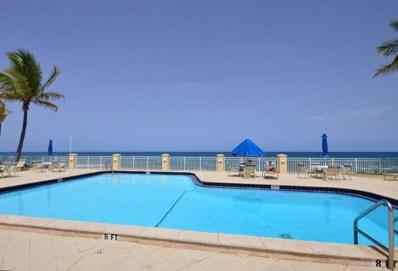 3475 S Ocean Boulevard UNIT 302, Palm Beach, FL 33480 - MLS#: RX-10451535