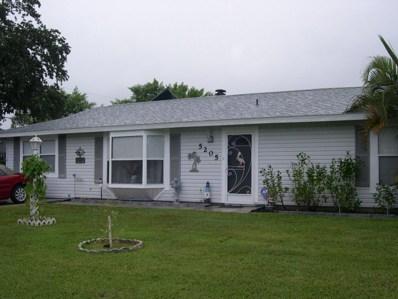 5205 Fort Pierce Boulevard, Fort Pierce, FL 34951 - MLS#: RX-10451579