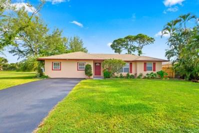 2551 Sunup Lane, Lake Worth, FL 33462 - MLS#: RX-10451629