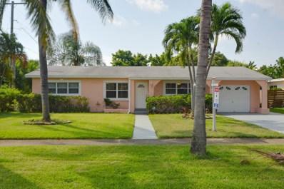 616 W Ilex Drive, Lake Park, FL 33403 - MLS#: RX-10451641