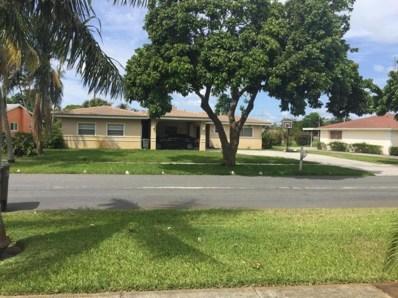 1453 40th Street Street, West Palm Beach, FL 33407 - MLS#: RX-10451731