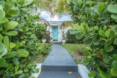 411 Maddock Street, West Palm Beach, FL 33405 - #: RX-10451782