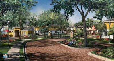 12853 Trevi Isle Drive UNIT 17, Palm Beach Gardens, FL 33418 - MLS#: RX-10451794